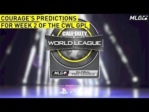 "Jack ""CouRage"" Dunlop's CWL Global Pro League Week 2 Predictions"