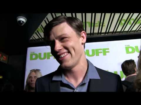YAH Chats with Nick Eversman at THE DUFF Premiere