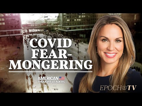 """How COVID Science Was Distorted to Shape Behavior—Dr. Nicole Saphier Talks """"Panic Attack"""" 