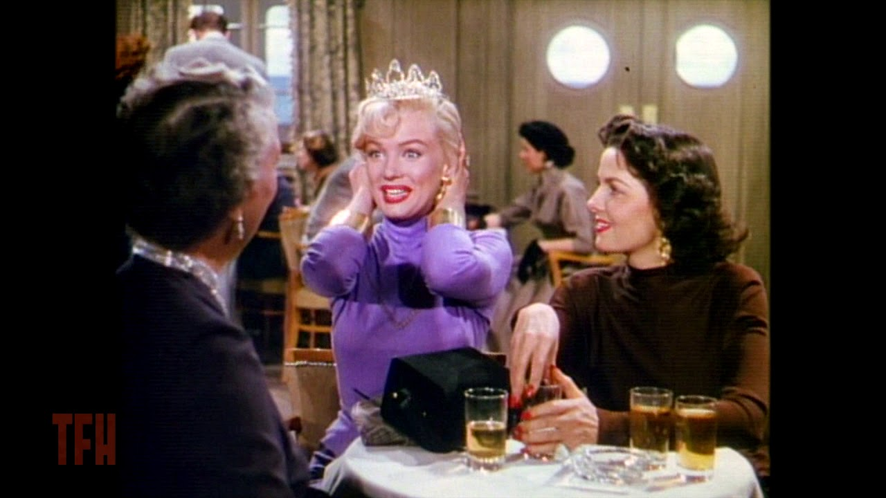 Robert Weide on GENTLEMEN PREFER BLONDES