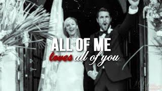 All Of Me { Emily Vancamp & Josh Bowman }