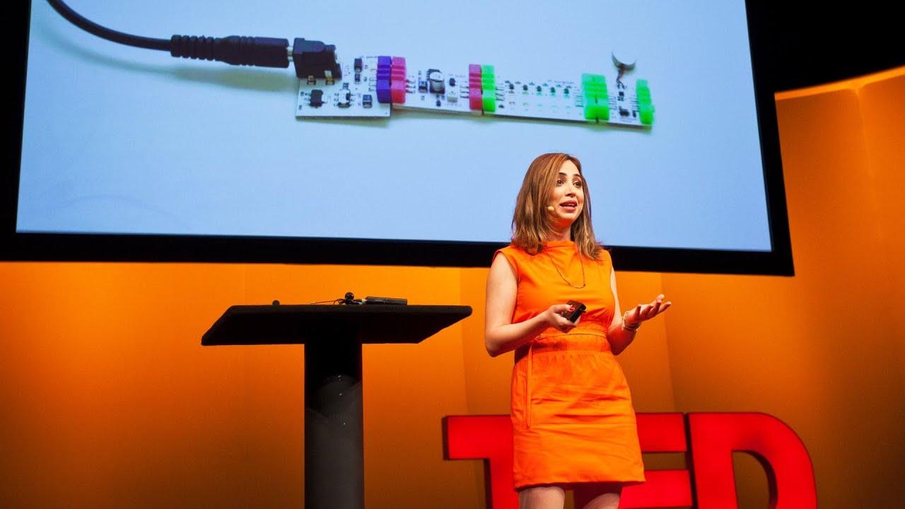 יצירתיות, טכנולוגיה והמון כייף- להמציא את החינוך מחדש!