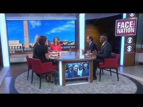Face The Nation - Kay Bailey Hutchinson, Mark Landler, Reihan Salam