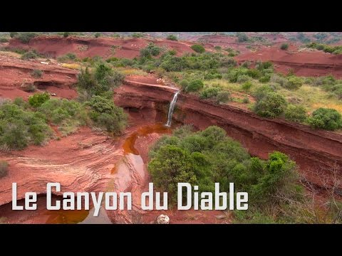 DRONE ON MARS - Le Canyon du Diable - DRONE EXPERT