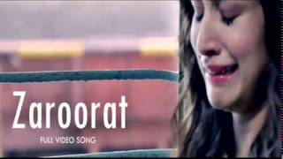 Zaroorat - Ek Villain Video Song ft  Mustafa Zahid
