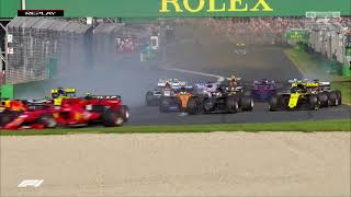 FULL F1 RACE AUSTRALIA 2019 | F1 Full Raceweekends Review (Weekend 1, Part 2/2)