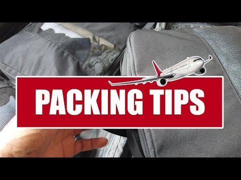 How do you Pack?