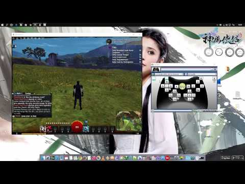 Xpadder โปรแกรม ไว้ ใช้จอย กับเกมส์ออนไลน์ รอบรับ win 7 8 10