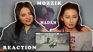 mozzik   madam reaction  albanian reaction