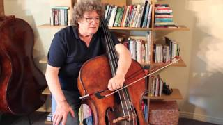 Elegy for Canadian School of Double Bass 1