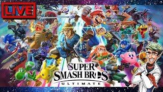 Free For All 4V4 Come Join! Room ID: K77J3  ~ Smash Bros Ultimate