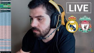 Final da Champions - Real Madrid v Liverpool