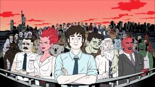 Ugly Americans OST - Ending Theme - Track 2