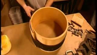 Как сделать каркас барабана