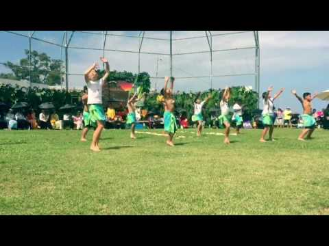 2017 Honaunau May Day - 3rd Grade