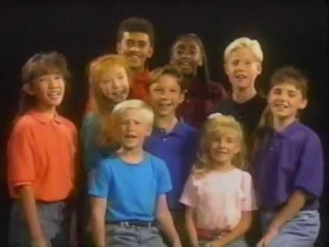 The Children's Video Songbook, Volume 3 - We Are a Happy Family (1993)