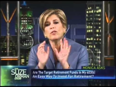 Suze Orman Retirement Road Map For Ages 20s 30s