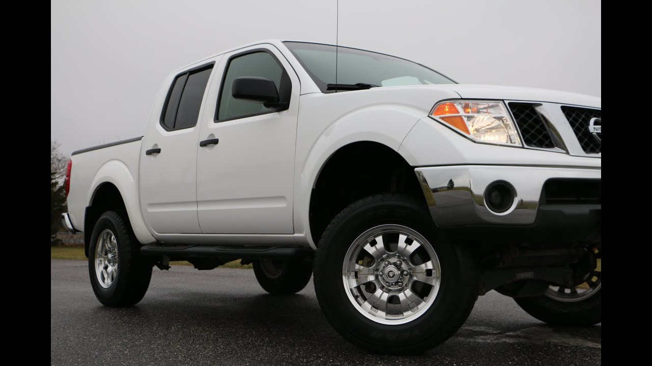 2008 Nissan Frontier Se Crew 4x4 For Sale Boards Auto
