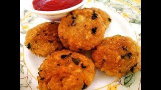 पोहा का सबसे टेस्टी और आसान नाश्ता सिर्फ 2 ही चीजों से बनाएँ।Poha Aloo Snacks|Evening Snack Recipe
