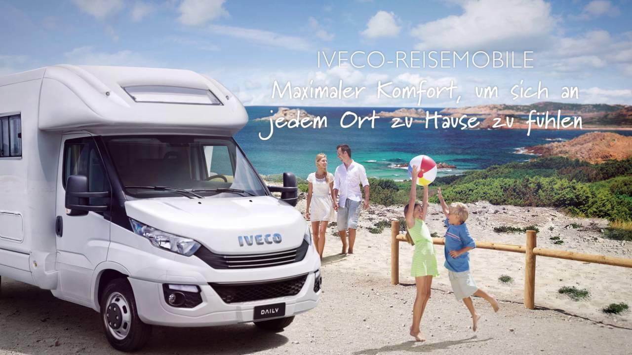 Die IVECO Reisemobile
