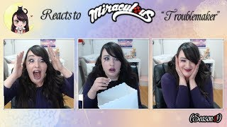 Download ★Luna-TK Reacts To Miraculous! Season 2! (Troublemaker)★