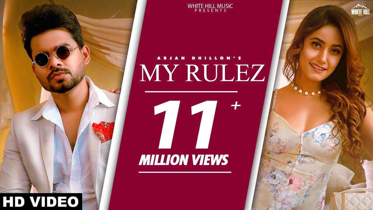 Download ARJAN DHILLON : My Rulez (Official Video) Charvi Dutta   Yeah Proof   New Punjabi Songs 2021
