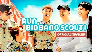 Watch the official trailer for Run, BIGBANG Scout! Premieres April ...