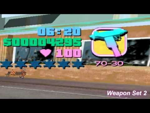 GTA VICE CITY CHEAT CODES - All The Codes & How To Use Them