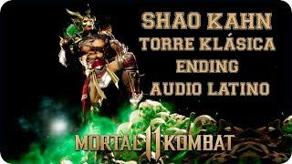 Mortal Kombat 11 | Torre Klásica  | Final de Shao Kahn | Español Latino