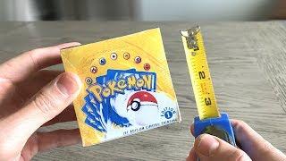 *WORLD'S SMALLEST BOX OF POKEMON CARDS!* Opening Packs Inside!