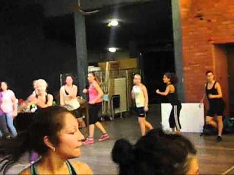 Zumba fitness in Stockholm!