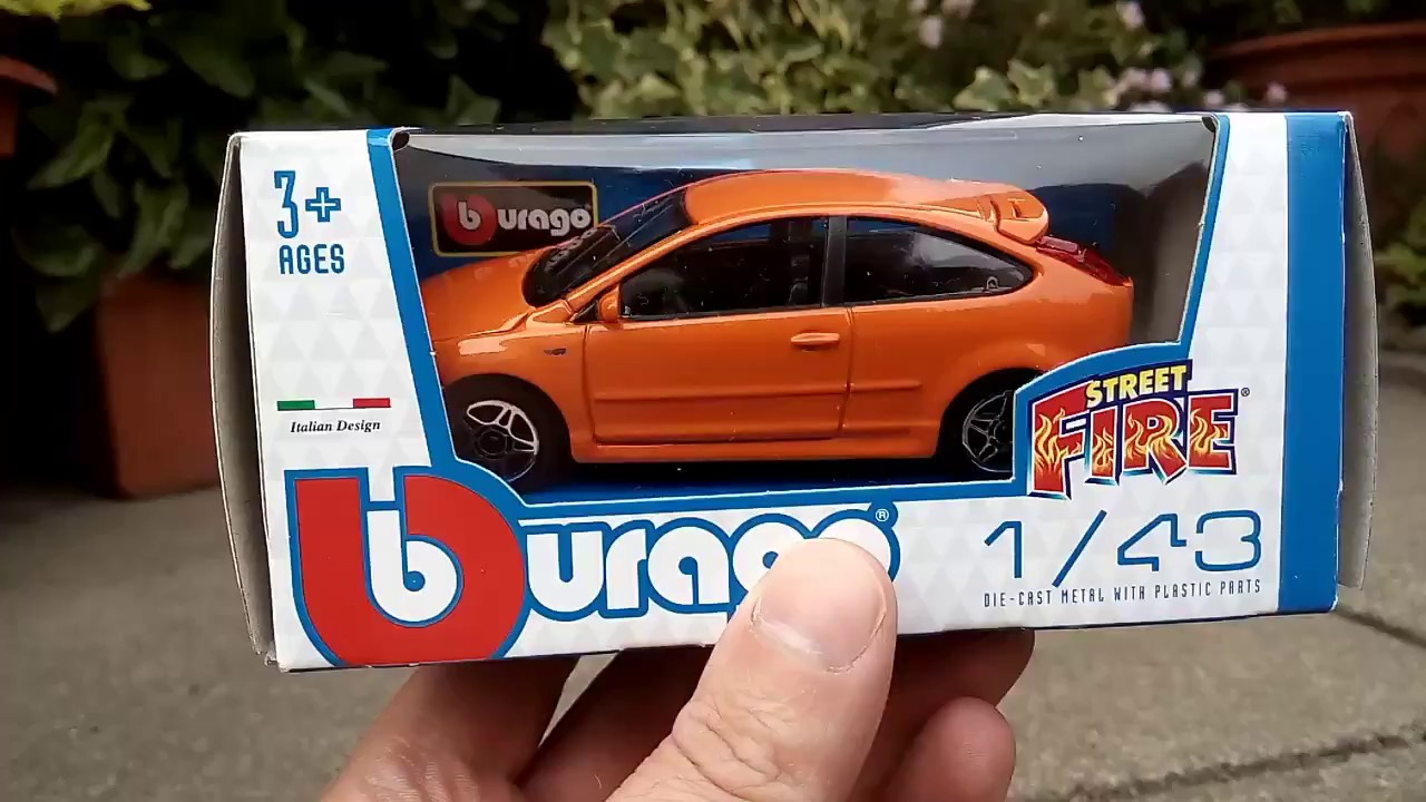 Ford Focus ST - Bburago - 1/43 & Ford Focus ST - Bburago - 1/43 - YouTube markmcfarlin.com