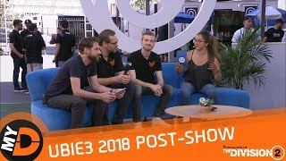 Tom Clancy's The Division 2 - UbiE3 2018 Post-Show (Gameplay Demo)