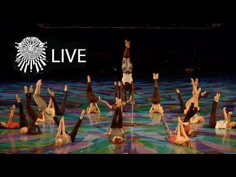 Part 1| LIVE EXCLUSIVE Workshop: Christopher Scott and Cirque du Soleil