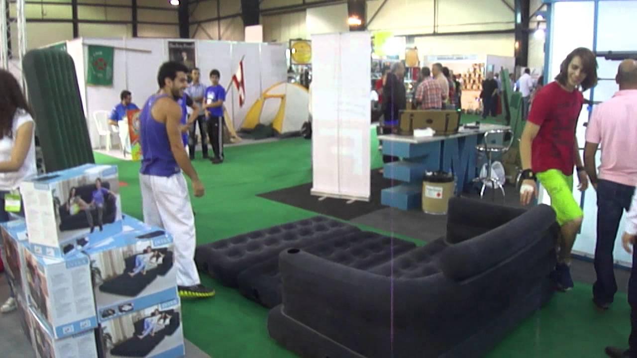 INTEX air beds 1 YouTube