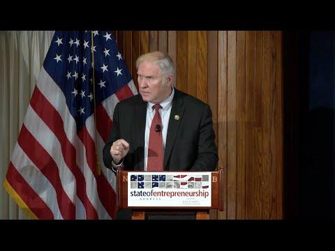 State of Entrepreneurship 2016: U.S. Representative Steve Chabot Remarks