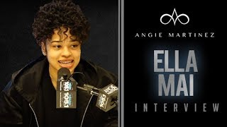 Ella Mai Talks About Her Come Up, The Success Of
