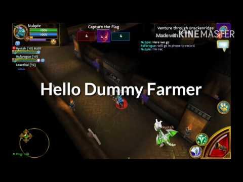 How To Catch A Dummy Farmer