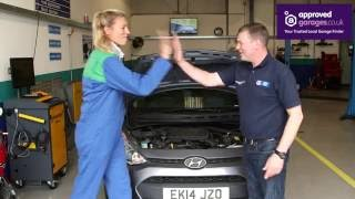 How to check your engine oil level!