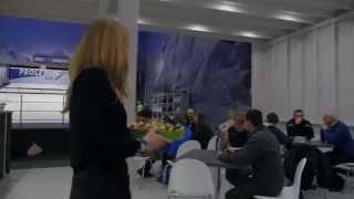 Podstawowy kurs narciarski na sztucznym stoku – Gdańsk video