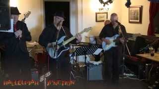 Turn Off Your TV | Walter Trout | Surrey Blues Band | Cover Song