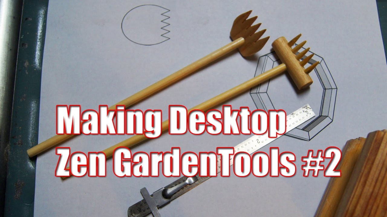 Beautiful Making Desktop Zen Garden Part 2: Building The Tools   YouTube