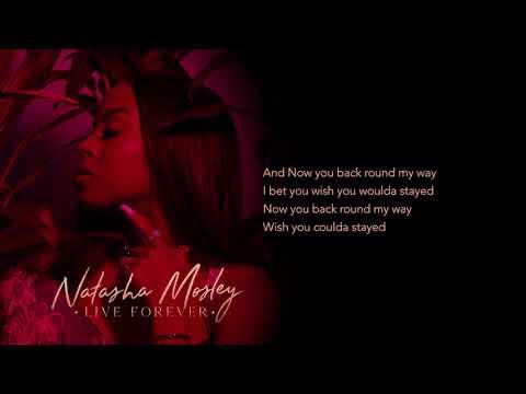 Natasha Mosley- Hiding (Lyrics)