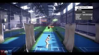 Don Bradman Cricket™ 14 Cricket Academy v9994c : Net Practice #3