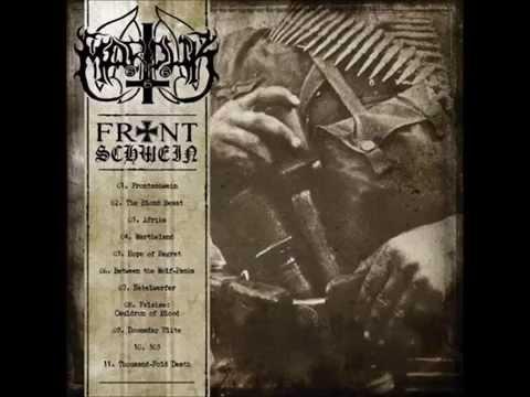 Marduk - The Blond Beast