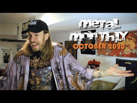 Best New Metal Releases October 2020: 偏執症者 (Paranoid), Hellripper, Repuked, Glacier, Kevel