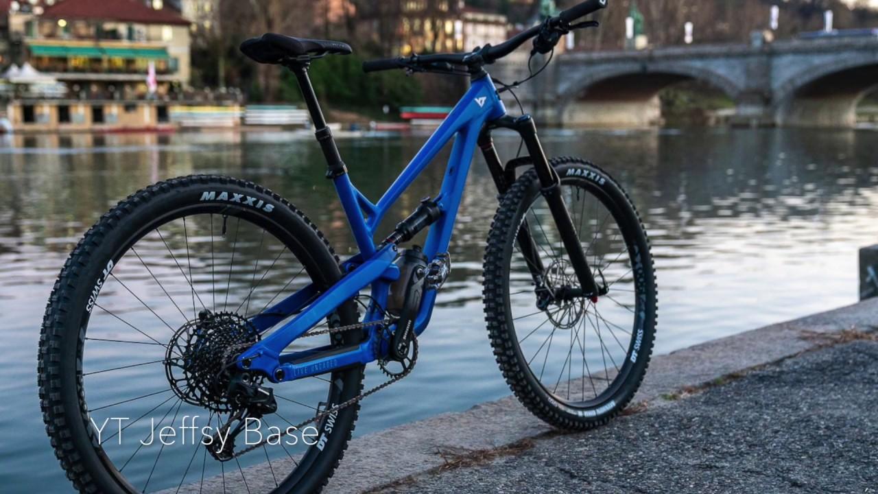 YT Jeffsy Base Mountain Bike Review