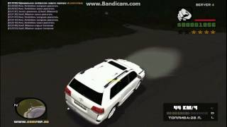 Top Gear на CRMP-RP #2