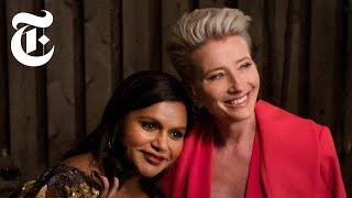 Watch Emma Thompson and Mindy Kaling Go Head to Head in 'Late Night' | Anatomy of a Scene