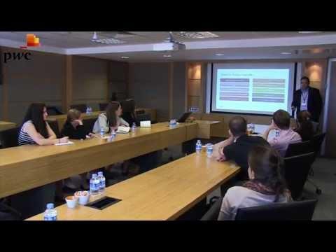 PwC Türkiye ve New York Üniversitesi - Stern School of Business Buluşması